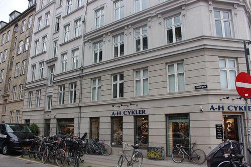 Eskildsgade 3rd floor, 1657 Copenhagen V